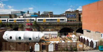 Southwark Lido 2008